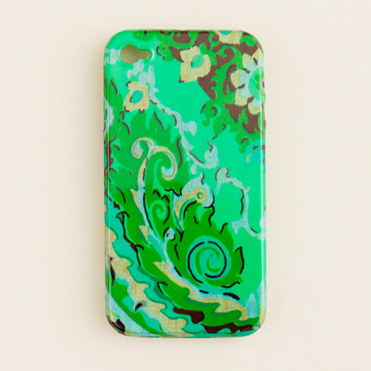 Printed iPhone cover