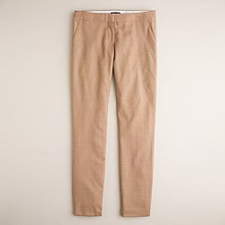 Petite Paley pant in Super 120s