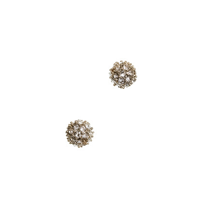 Crystal starlet earrings