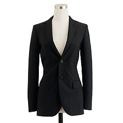 Collection women's Ludlow jacket in Italian wool