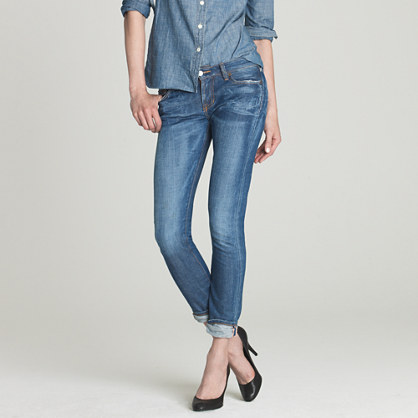 The Jean Shop® women's skinny jean in light wash