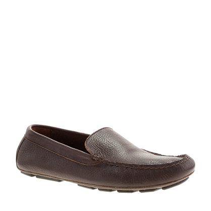 Thompson driving loafers