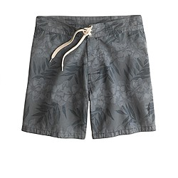 Lightning Bolt® pelican board shorts in lei print