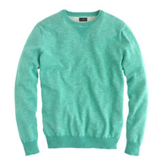 Cotton sweatshirt sweater