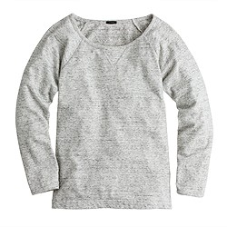Featherweight french terry sweatshirt