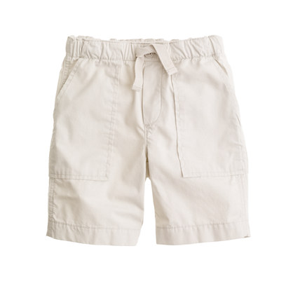 Boys' pull-on recess short