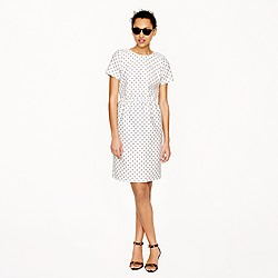 Collection dot foulard dress