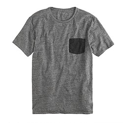 Flagstone contrast pocket tee