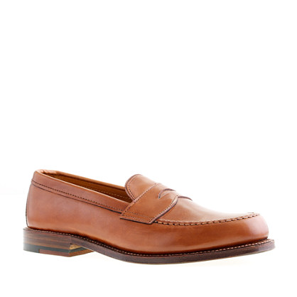 Alden® for J.Crew limited-edition leisure hand-sewn moccasins