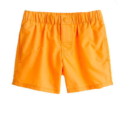 Boys' Sundek for crewcuts swim trunks