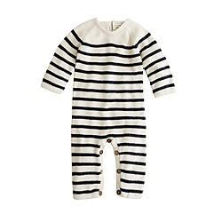 Oeuf® Lucien stripe baby jumper