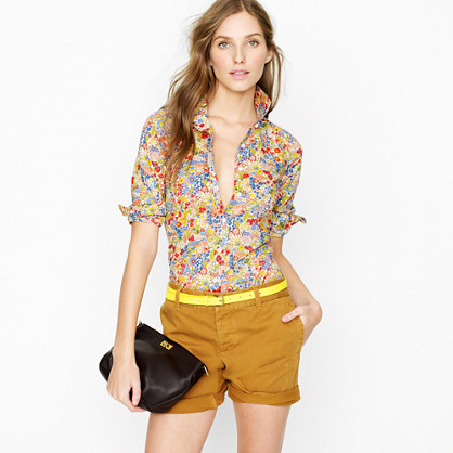 Liberty perfect shirt in Margaret Annie