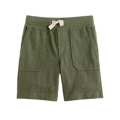 Boys' pull-on playtime short