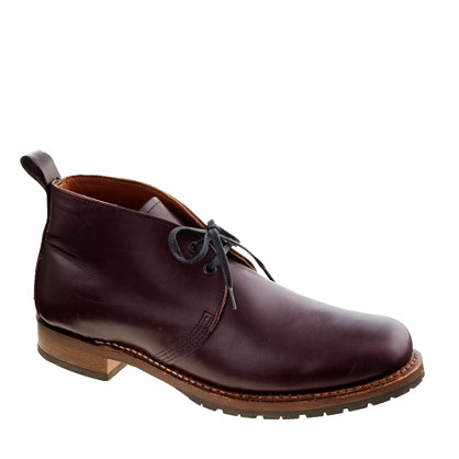 Red Wing® for J.Crew Beckman chukka boots
