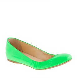 Cece leather ballet flats