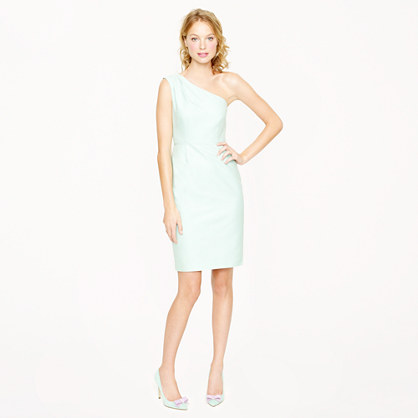 Misha dress in cotton cady