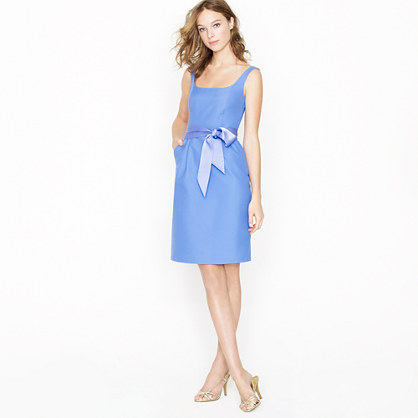 Anita dress in cotton cady