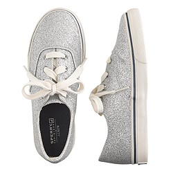 Girls' Sperry Top-Sider® for crewcuts glitter sneakers