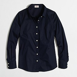 Factory stretch classic button-down shirt