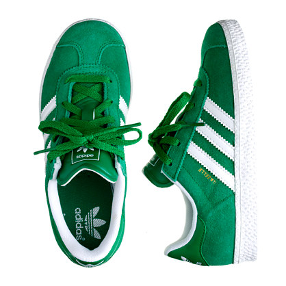 Boys' Adidas® novelty gazelle sneakers