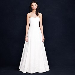 Laura lace gown