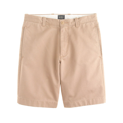 "9"" broken-in chino short"