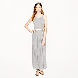 Knit maxidress