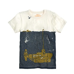 Boys' submarine tee