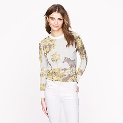 Collection safari sweater