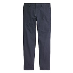 Ludlow slim suit pant in Japanese seersucker