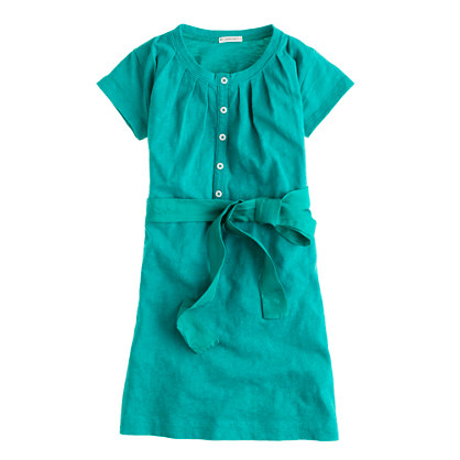 Girls' skipper dress