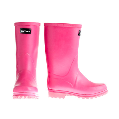 Kids' Barbour® Wellington boots