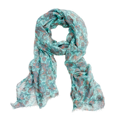 Mini-prints scarf