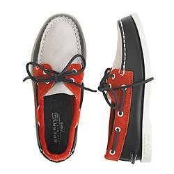 Kids' Sperry Top-Sider® for crewcuts Authentic Original leather and suede boat shoes