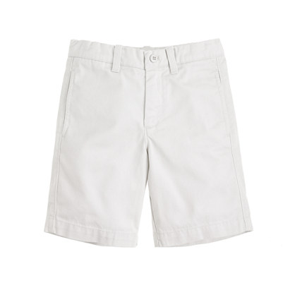 Boys' essential chino short