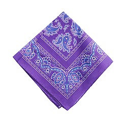 bandana pocket square