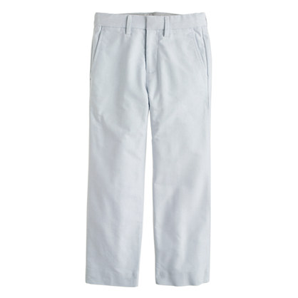 Boys' Ludlow suit pant in oxford cloth