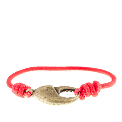 Boys' lobster claw bracelet