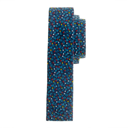 The Hill-side&reg; American calico floral-print tie<BulletPoint></BulletPoint>