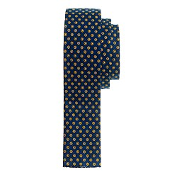 The Hill-side&reg; bull's eye dot tie<BulletPoint></BulletPoint>