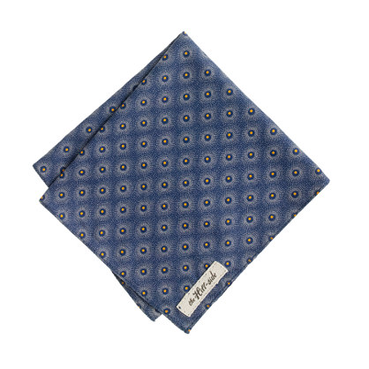The Hill-side&reg; starburst pocket square<BulletPoint></BulletPoint>
