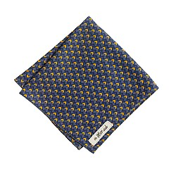 The Hill-side&reg; 3-D chevron pocket square<BulletPoint></BulletPoint>