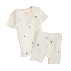 Boys' short-sleeve sleep set