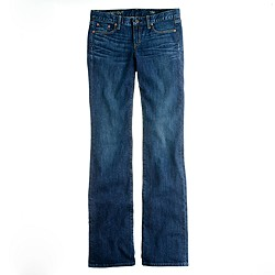 Bootcut jean in moonlight wash