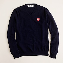 PLAY Comme des Gar�ons® V-neck sweater