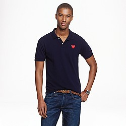 PLAY Comme des Gar�ons® polo in navy