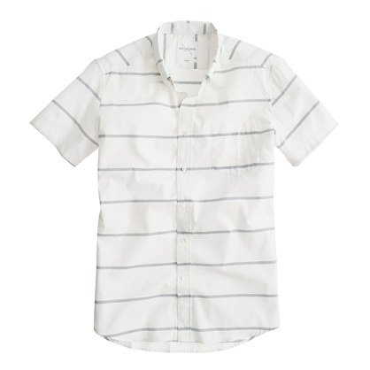 Saturdays Surf Esquina horizon shirt