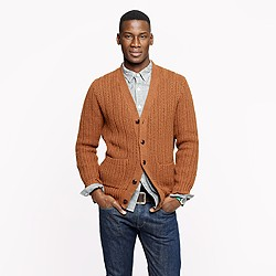 Wallace & Barnes ribbed cardigan