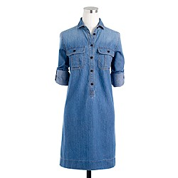 Workwear shirtdress