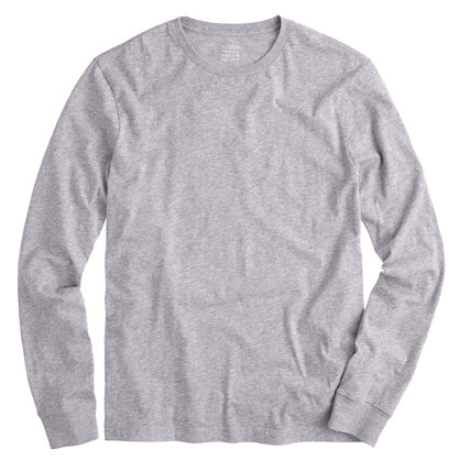 Tall broken-in long-sleeve tee